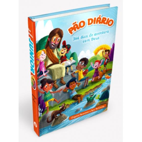 Pão Diário - 366 dias De aventuras com Deus
