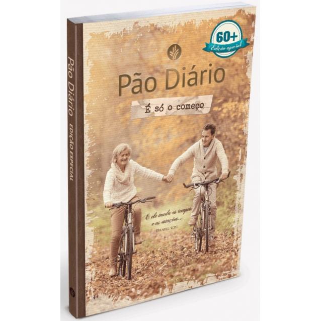 PÃO DIÁRIO - É SÓ O COMEÇO