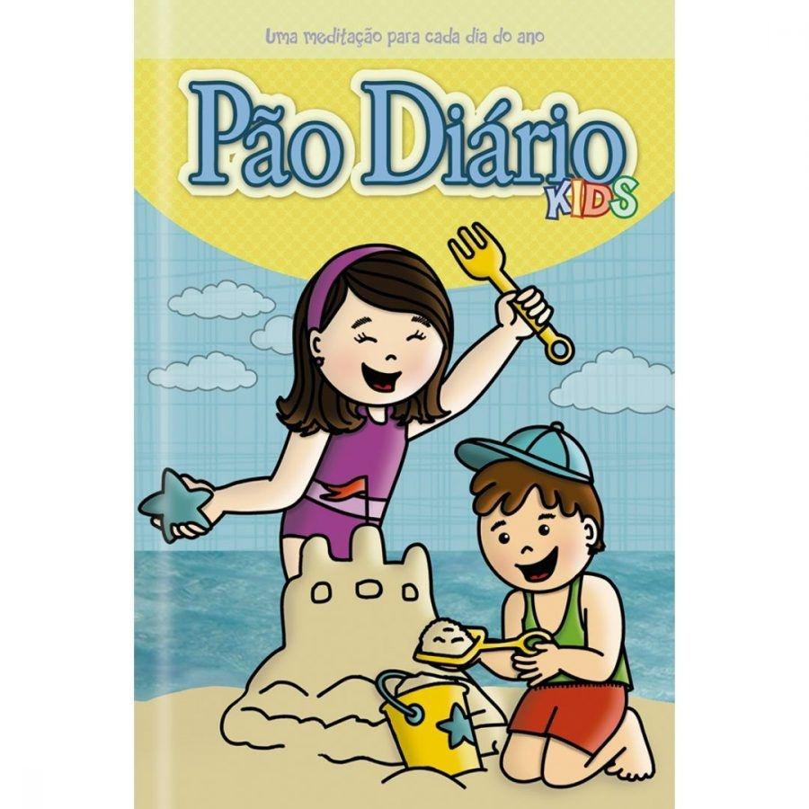 Pão Diário Kids - Novas Aventuras - Capa Dura