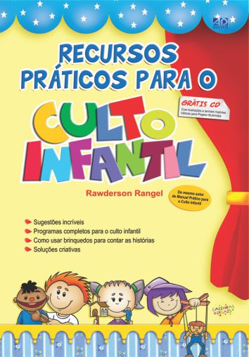 Recursos Práticos para o Culto Infantil - Rawderson Rangel