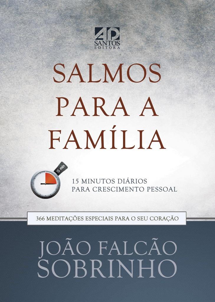 Salmos para a Família - DEVOCIONAL   João Falcão Sobrinho