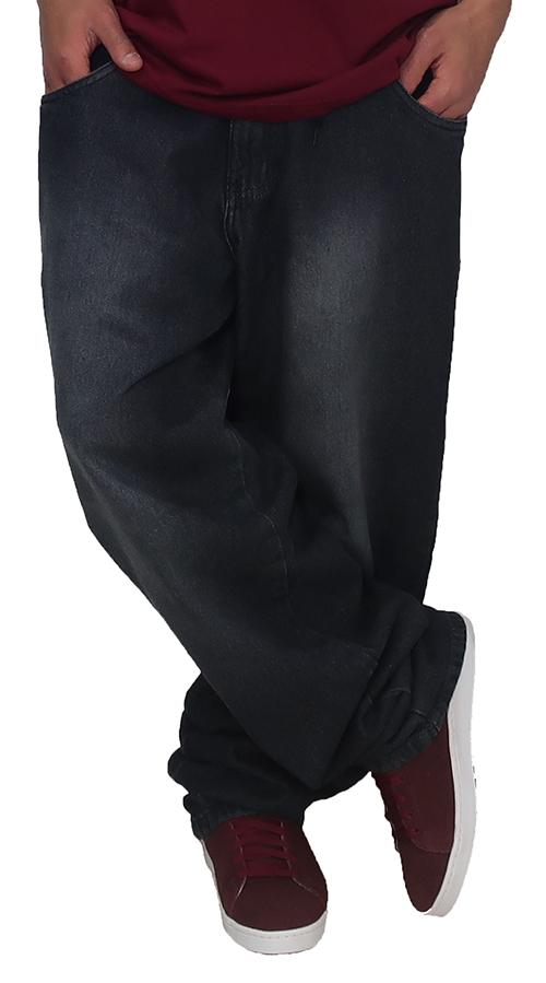 Calça jeans black plus size
