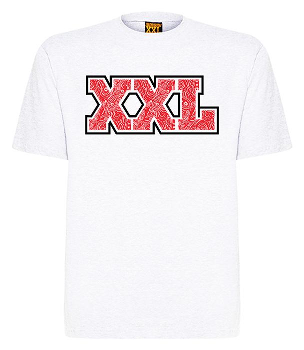 Camiseta tradicional XXl plus size