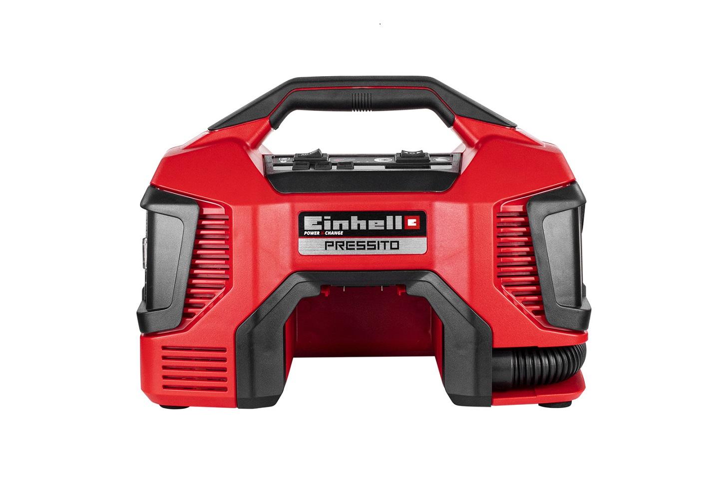 Compressor Híbrido Bivolt PRESSITO  (Bateria não inclusa) - Einhell