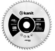 Disco de Serra - Expert - Esquadria - 250 mm - Kanit