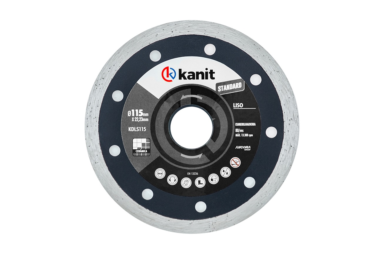 Disco Liso Standard 110 mm - Kanit