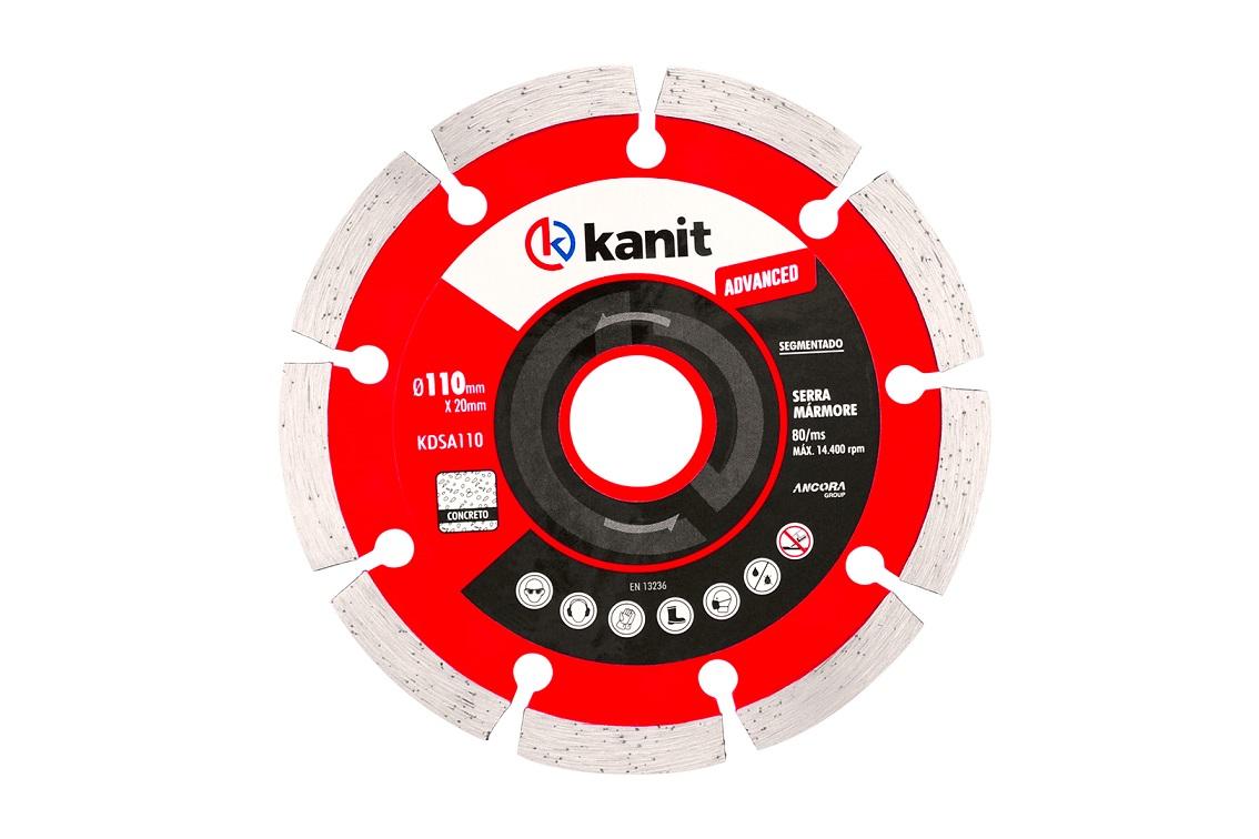 Disco Segmentado Advanced 230 mm - Kanit