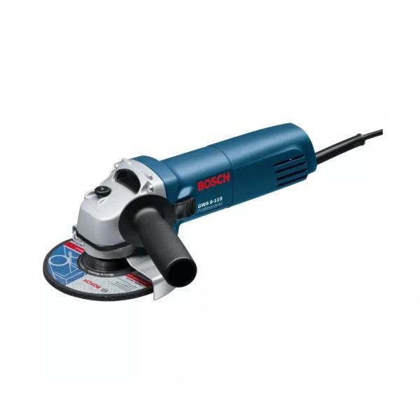 Esmerilhadeira Angular 4.1/2 GWS 6-115 - Bosch
