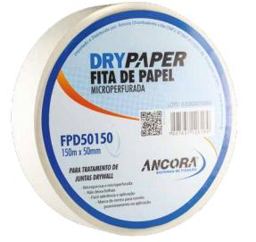 Fita de papel microperfurada - DRYPAPER