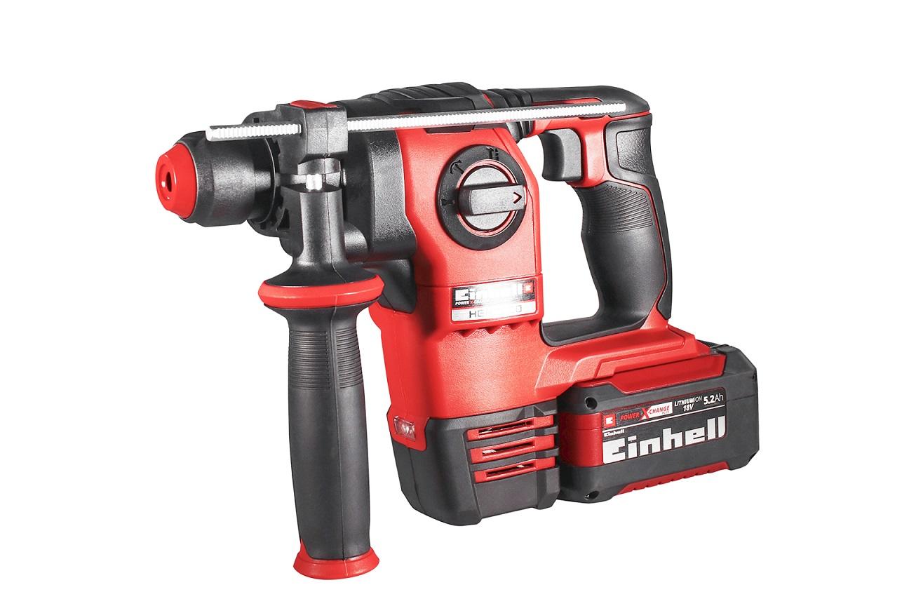 Martelete perfurador rompedor Herocco Brushless (Bateria não inclusa) - Einhell