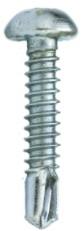 (Milheiro) Parafuso 14 - 6,3 mm CBÇ Redonda Fenda Six-Lobe