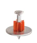 Pinos com Arruela Lisa - Cabeça 7,6 mm
