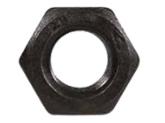 Porca Sextavada Estrutural A194 2H - Oxidada