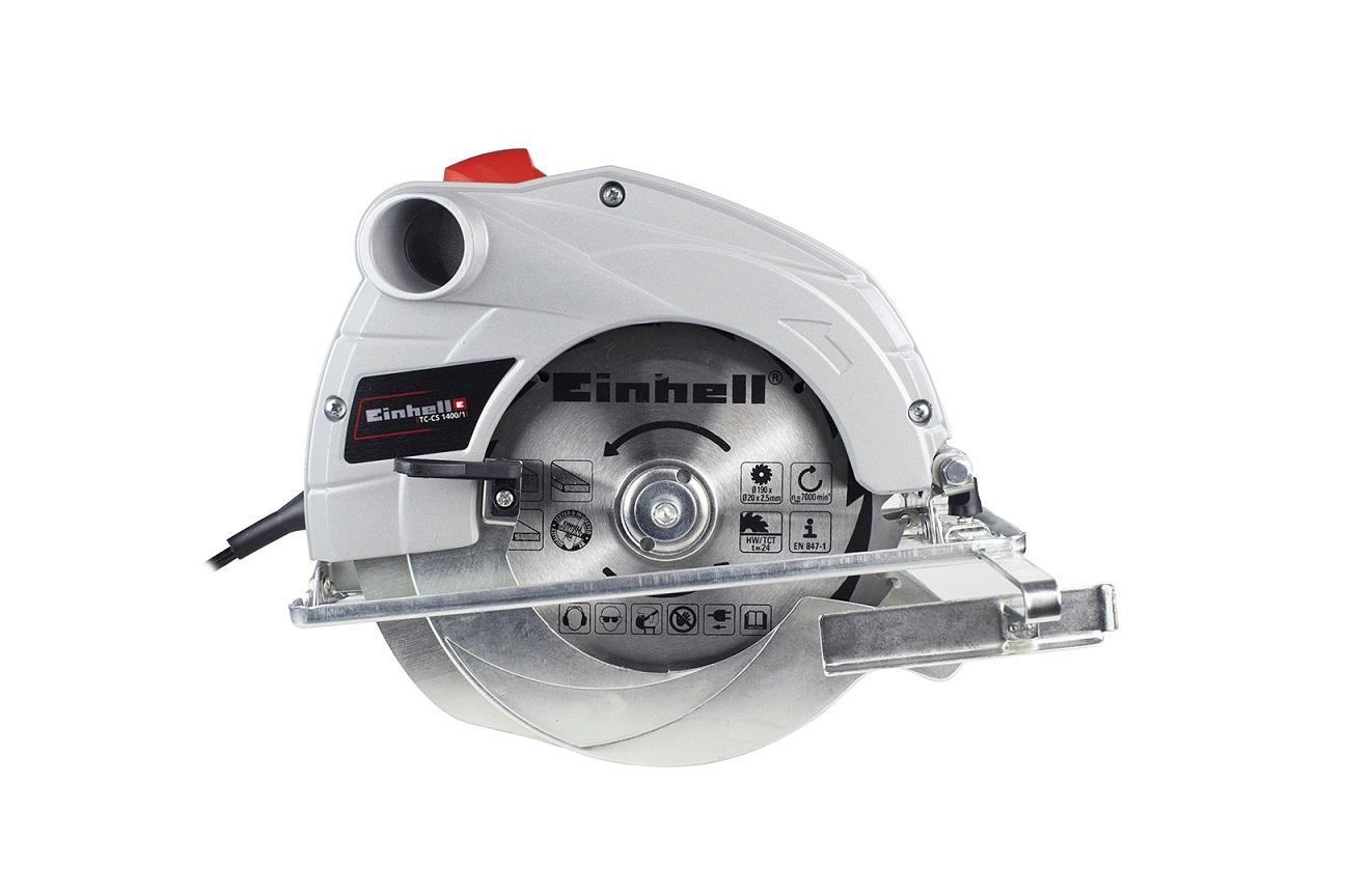 Serra circular TC-CS 1400/1 - Einhell