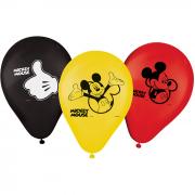 Balão Mickey Mouse Tamanho N°9