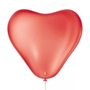 Balões São Roque coração vermelho N°11