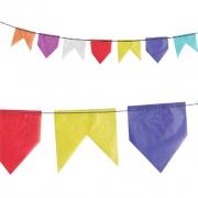 Bandeirolas De Seda