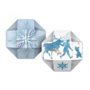 Caixa Surpresa Bola Frozen