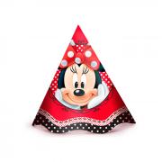 Chapéu Minnie Mouse
