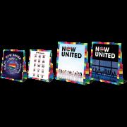 Decoração De Mesa Now United