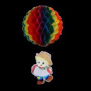 Enfeite Junino Decorativo Balão Menino