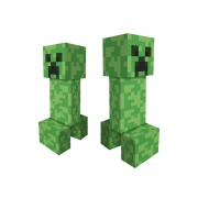 Personagem 3D Minecraf