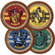 Prato de Papel Harry Potter