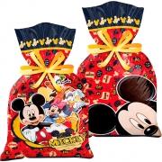 Sacola Plástica Mickey Mouse