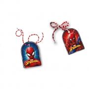 Tag Com Cordão Spider-Man