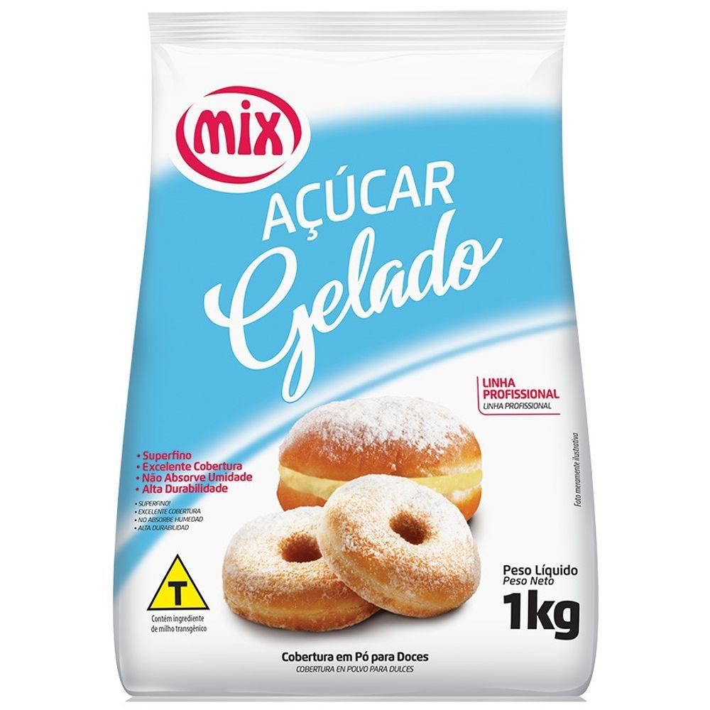 Açúcar Gelada Mix em Pó 1 kg