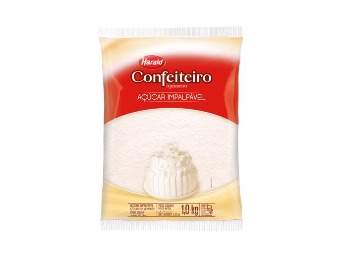 Açúcar Impalpável Confeiteiro / 1,0 KG