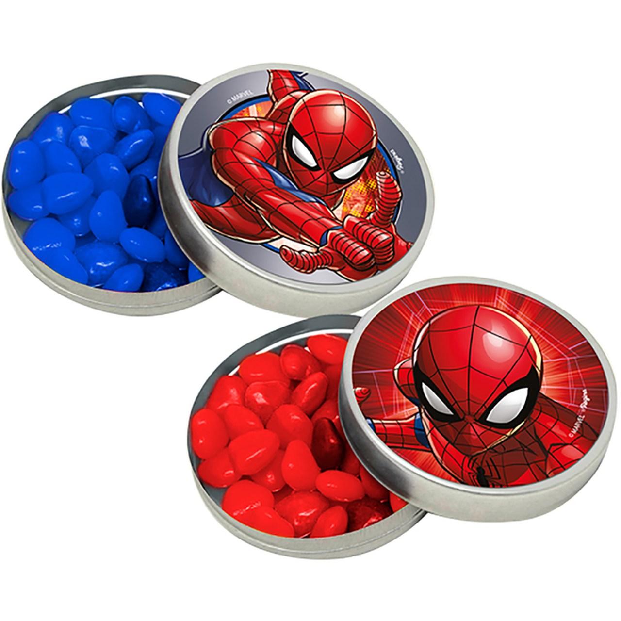 Adesivo Decorativo Redondo Spider-Man