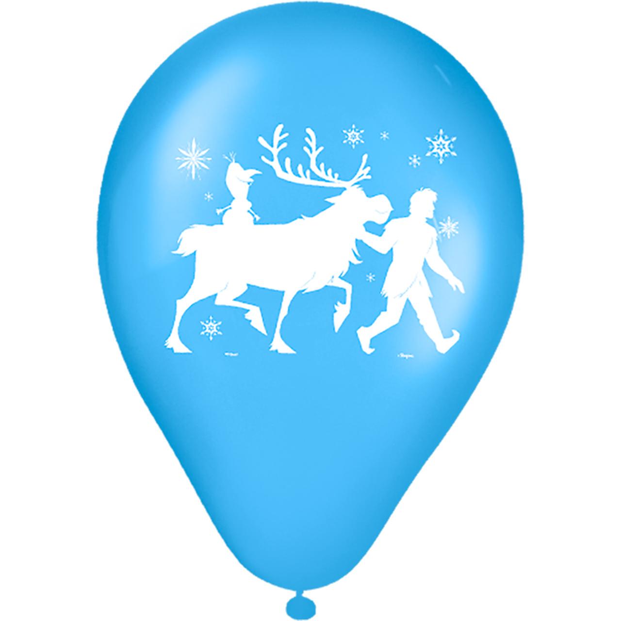 Balão  Látex  Frozen