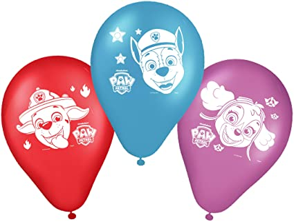 Balão  Látex  Patrulha Canina N°9