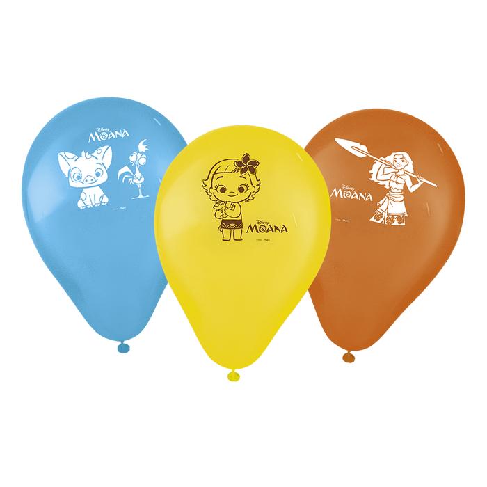 Balão Moana Nº9- 25 Unidades