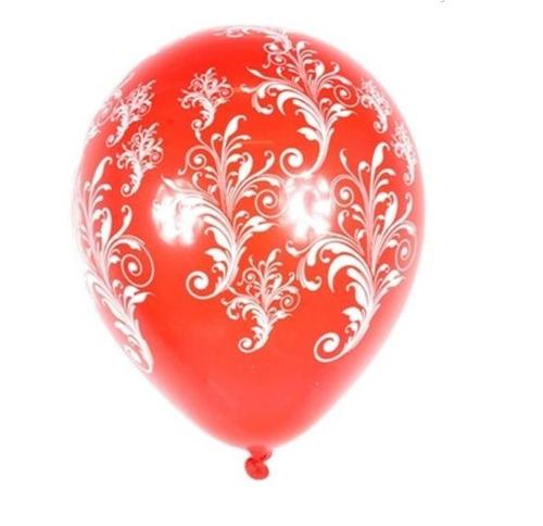 Balão  PIC PIC Decorado Arasbesco Nº10/ 25 Unidades