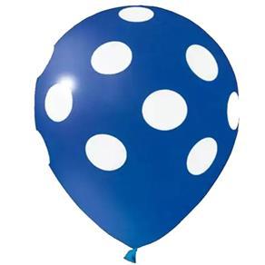 Balão PIC PIC Decorado Bolinha Nº9 / 25 Unidades