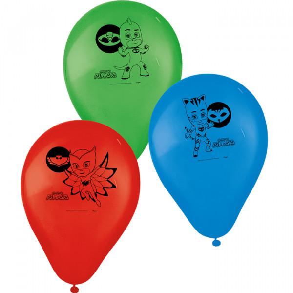 Balão Pj Masks/ 25 Unidades