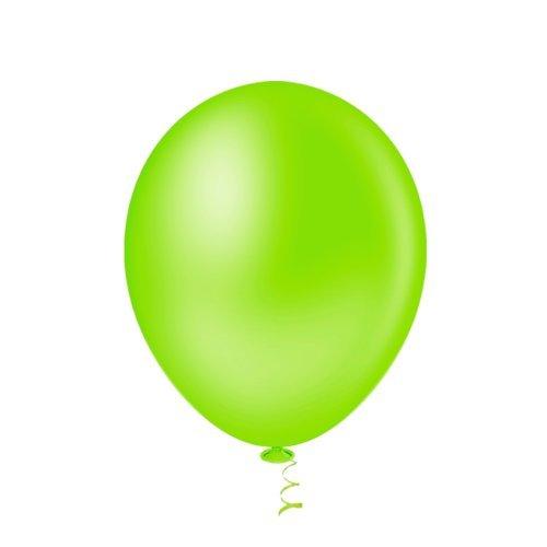 Balões linha redondo PIC PIC liso Nº5/ 50 Unidades
