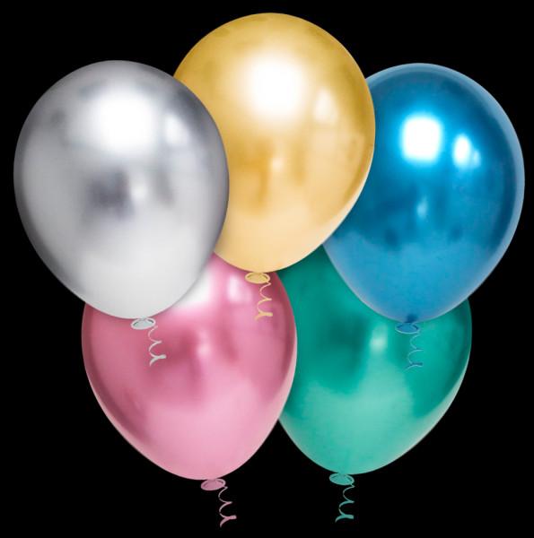 Balões Platino PIC PIC Nº5/ 25 Unidades