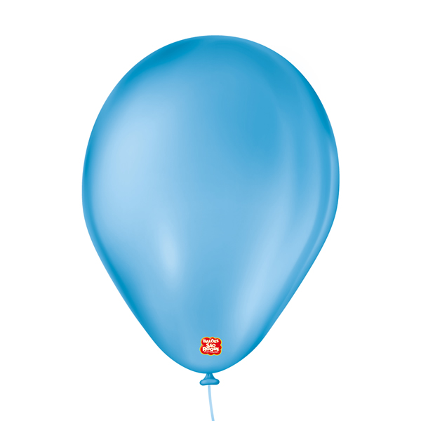 Balões São Roque  Liso Nº 9/ 50 Unidades