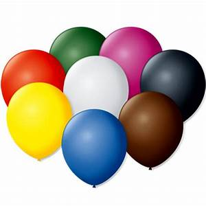 Balões São Roque Lisos  N°5