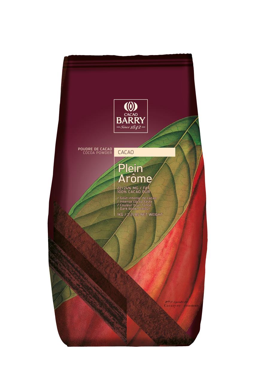Cacao Barry Plein Arome Cacau em pó 100% 1kg