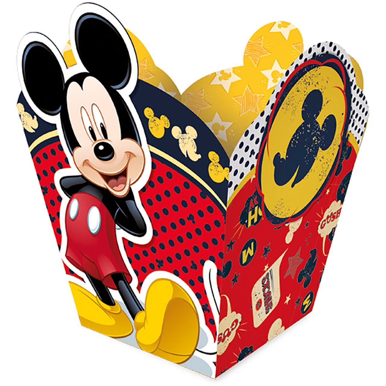 Cachepot Mickey Mouse/ 08 Unidades