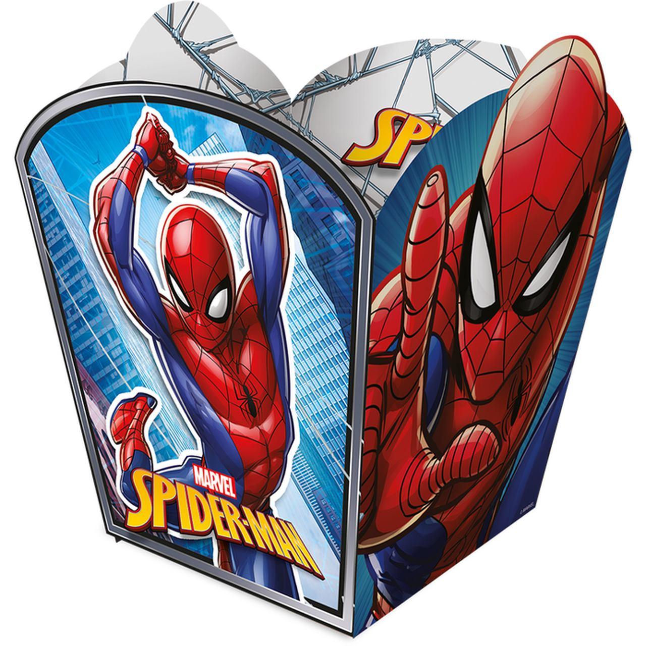 Cachepot Spider-Man/ 04 Unidades