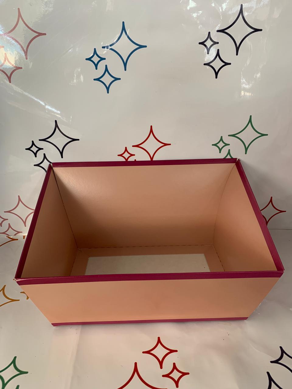 caixa personalizável Romântica