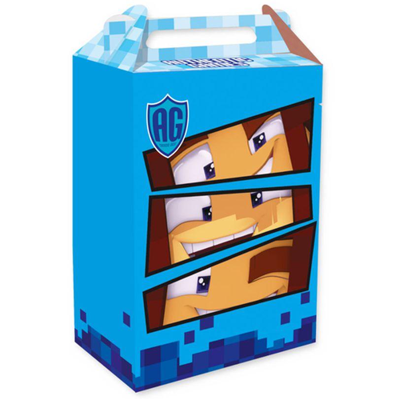 Caixa Surpresa Authentic Games- 08 Unidades