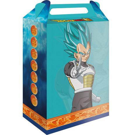 Caixa Surpresa Dragon Ball Z- 08 Unidades
