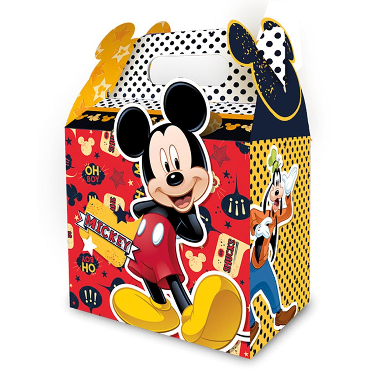 Caixa Surpresa Mickey Mouse