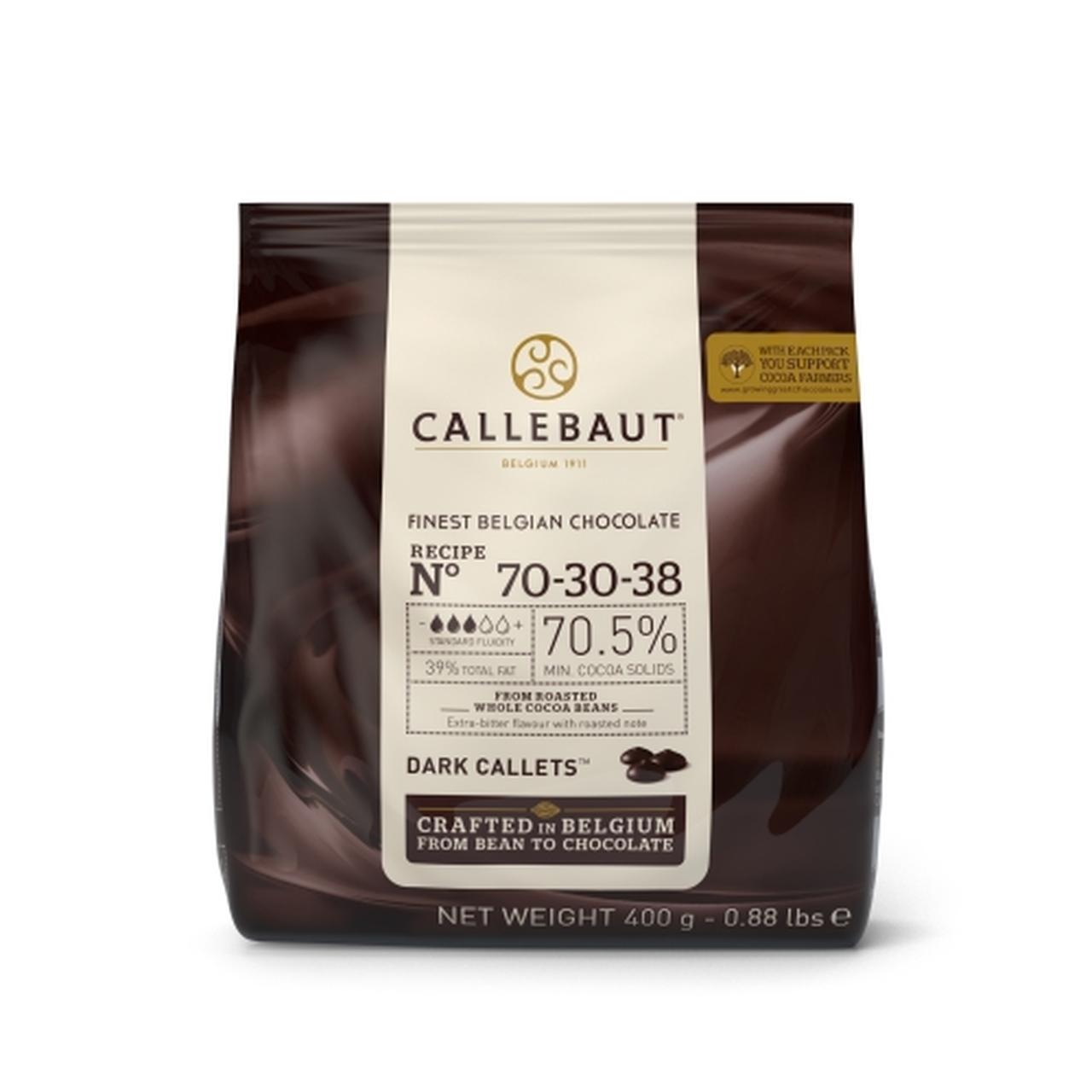 Callebaut 70 30 38 Chocolate Amargo 70,5% Callets 0,4kg